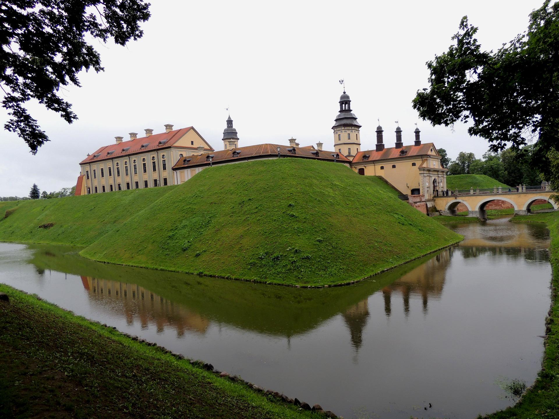 Несвижский замок фото смотреть