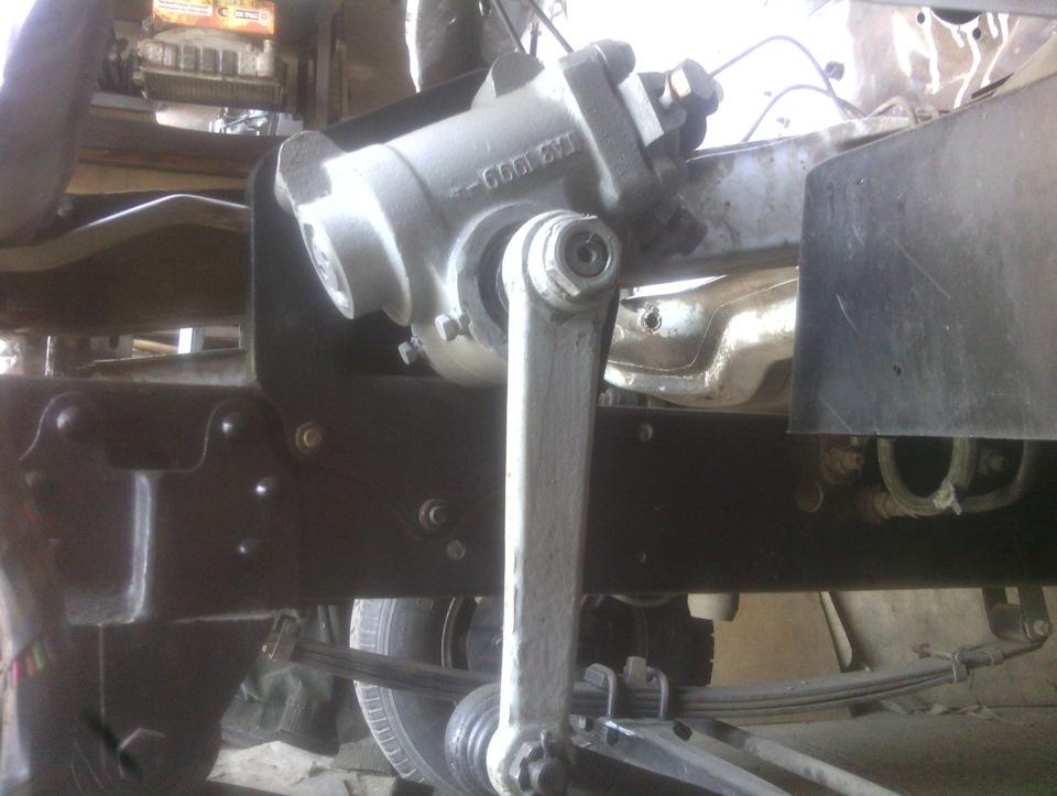 Гидроусилитель руля на соболь ремонт своими руками