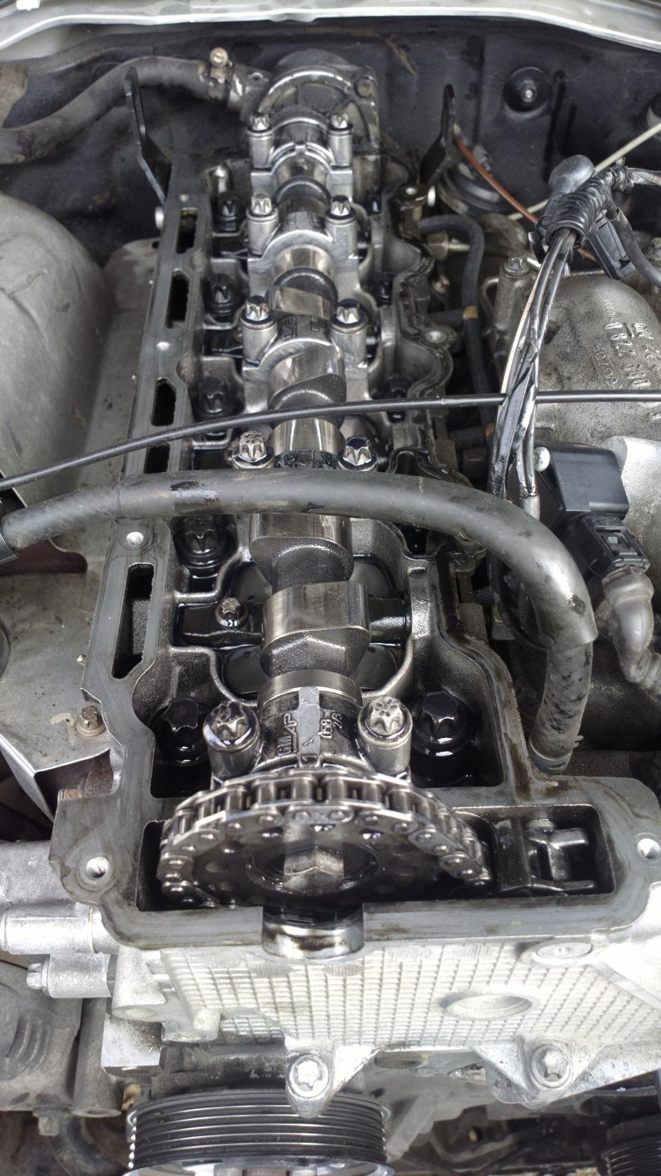 переустановка двигателя на опель фронтера