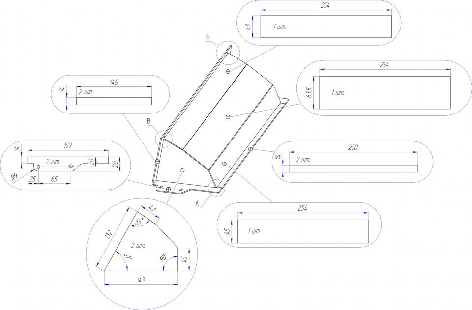 Адаптер салонного фильтра ваз 2109 своими руками чертежи