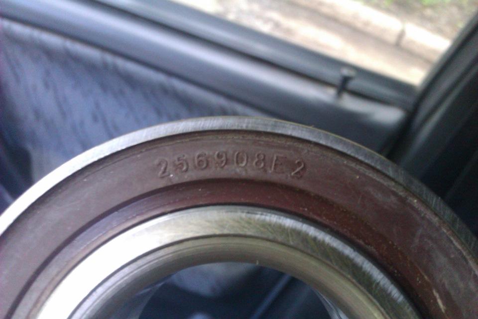 9ec896s 960 - Номер подшипника передней ступицы москвич 2141