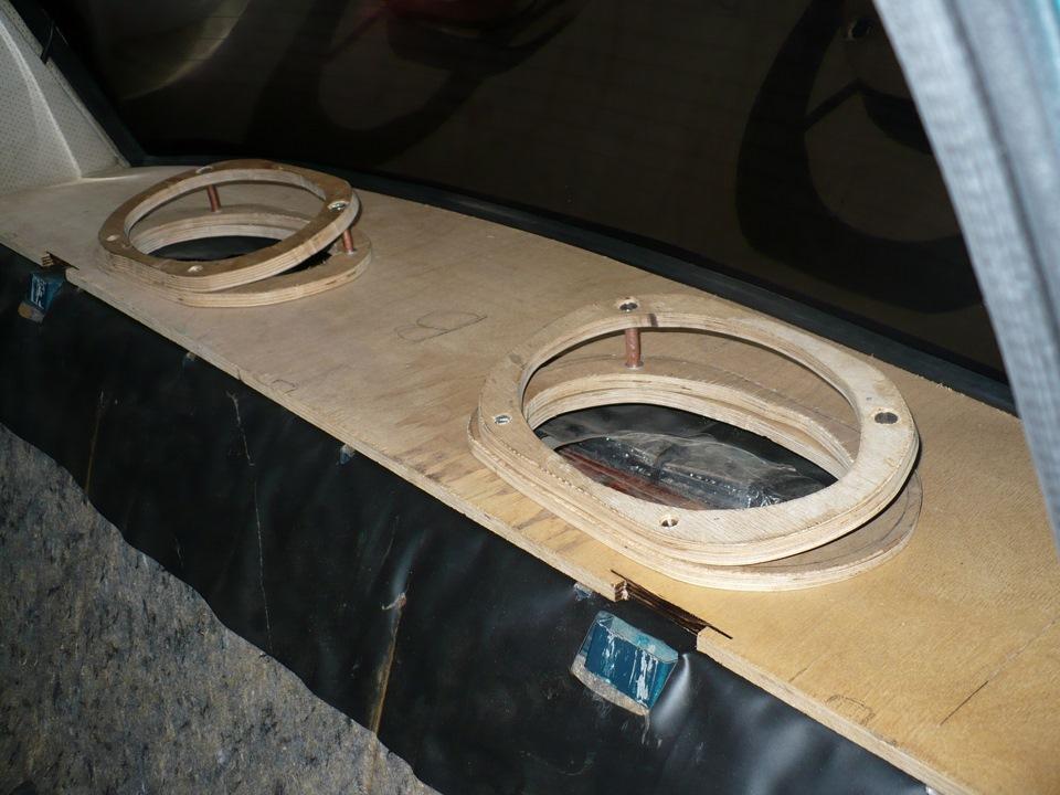 Изготовление акустического подиума своими руками