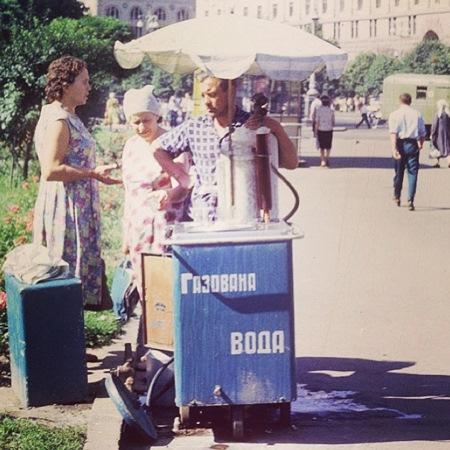 Газована вода))
