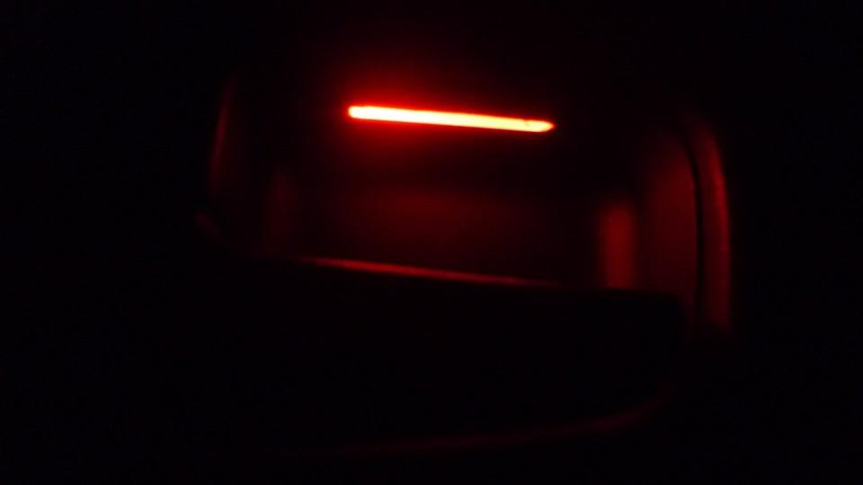 Подсветка дверной ручки своими руками 938