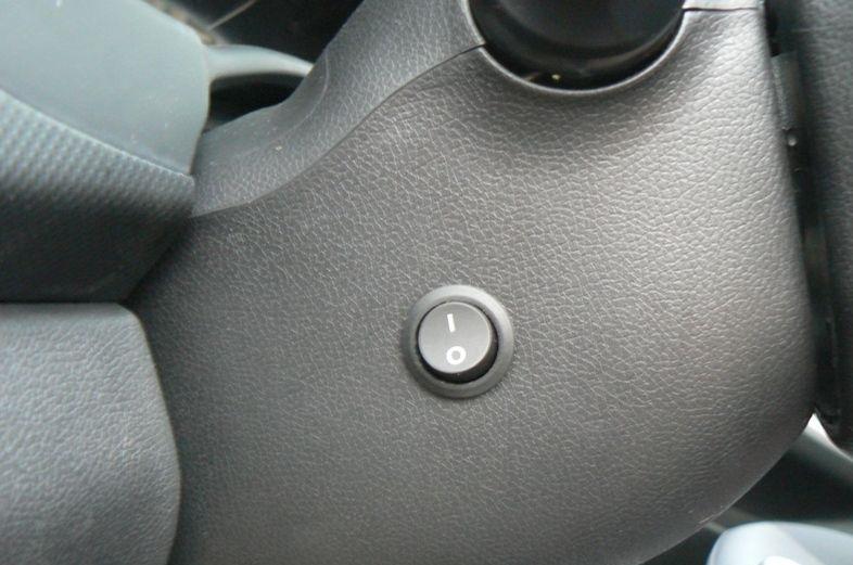 отключение переднего парктроника bentley