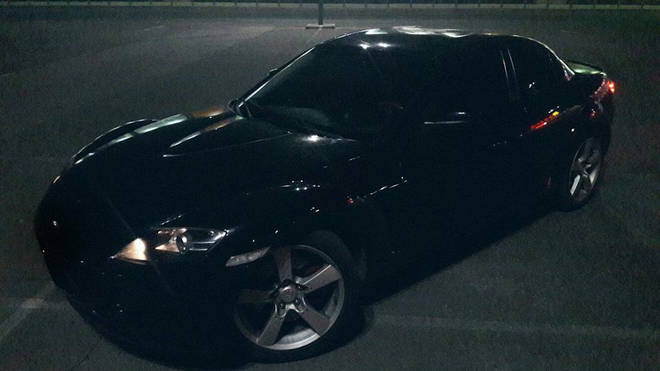 Mazda RX-8 SWAP V6 | DRIVE2