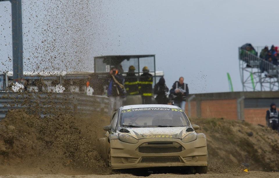 Ford Fiesta RXS Тимура Тимерзянова