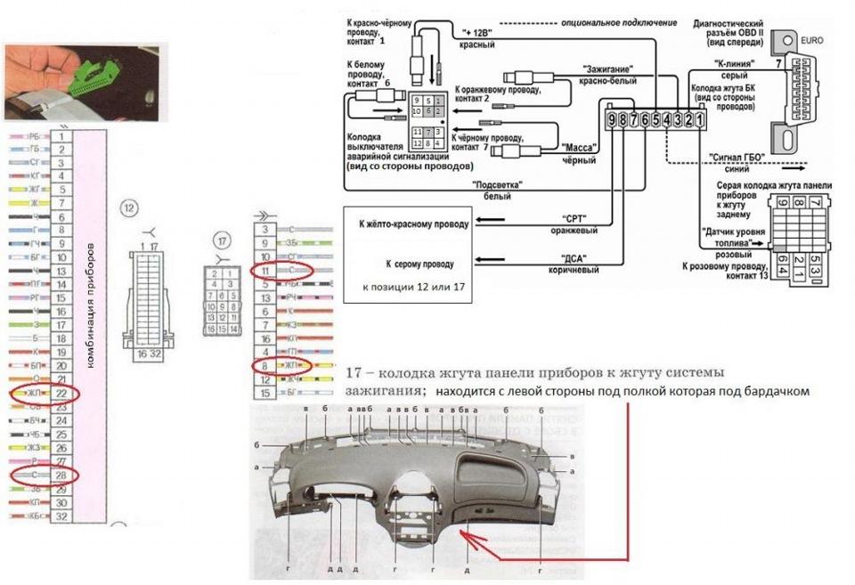 Маршрутный Компьютер Штат 112 X3 Синий Инструкция