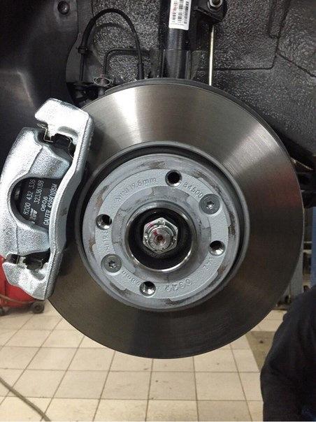 замена тормозных дисков по гаранти рефератов содержит