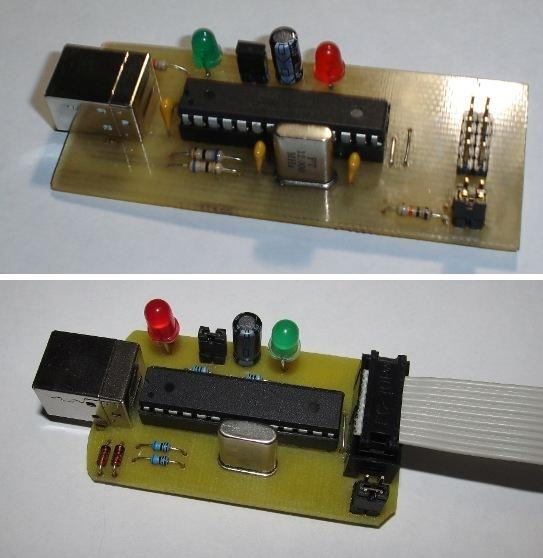 or usart (universal synchronous asynchronous receiver transmitter) are one of the basic interface which you will