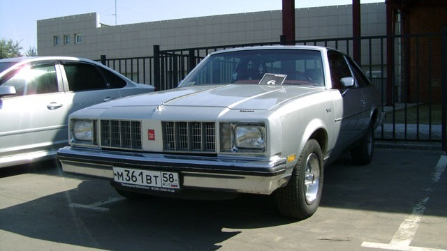 Title for 1978 oldsmobile cutlass salon brougham