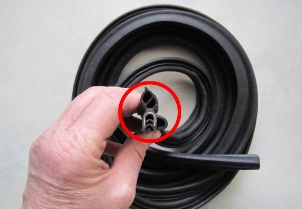 Замена уплотнителя багажника (от приоры) - бортжурнал Лада 2114 2005 года на DRIVE2