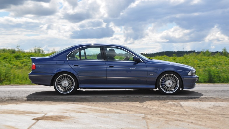 Alpina B10 V8s 128 Bmw M5 Forum And M6 Forums