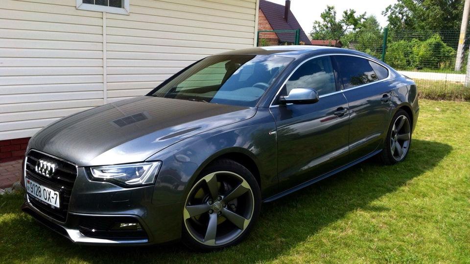 Audi a5 20 tfsi review