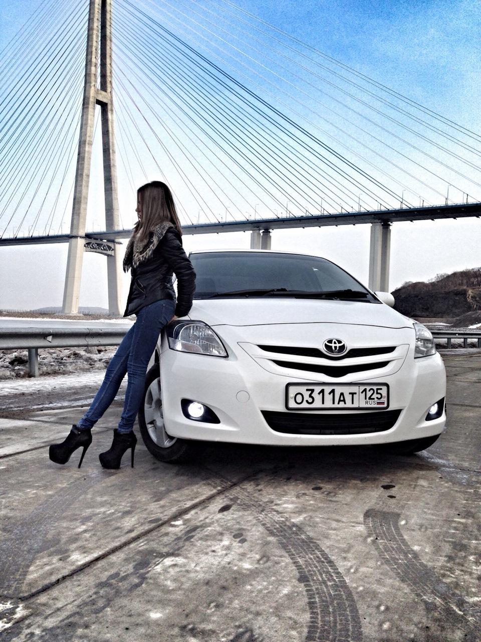 Красивые фотки зимой с машиной фото 451-785