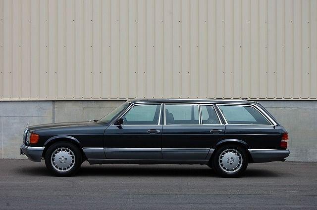 In Praise Of The W126 Estate Mercedes Benz Forum