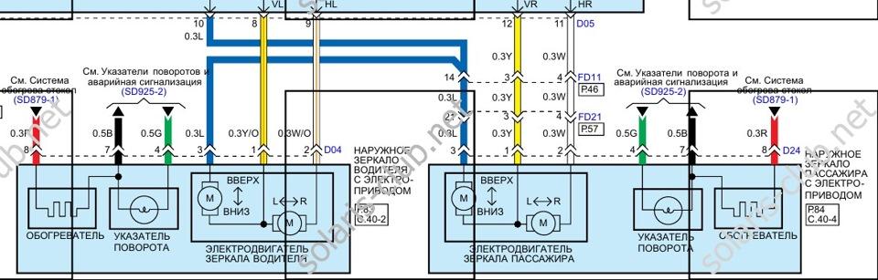 Схема. Провода
