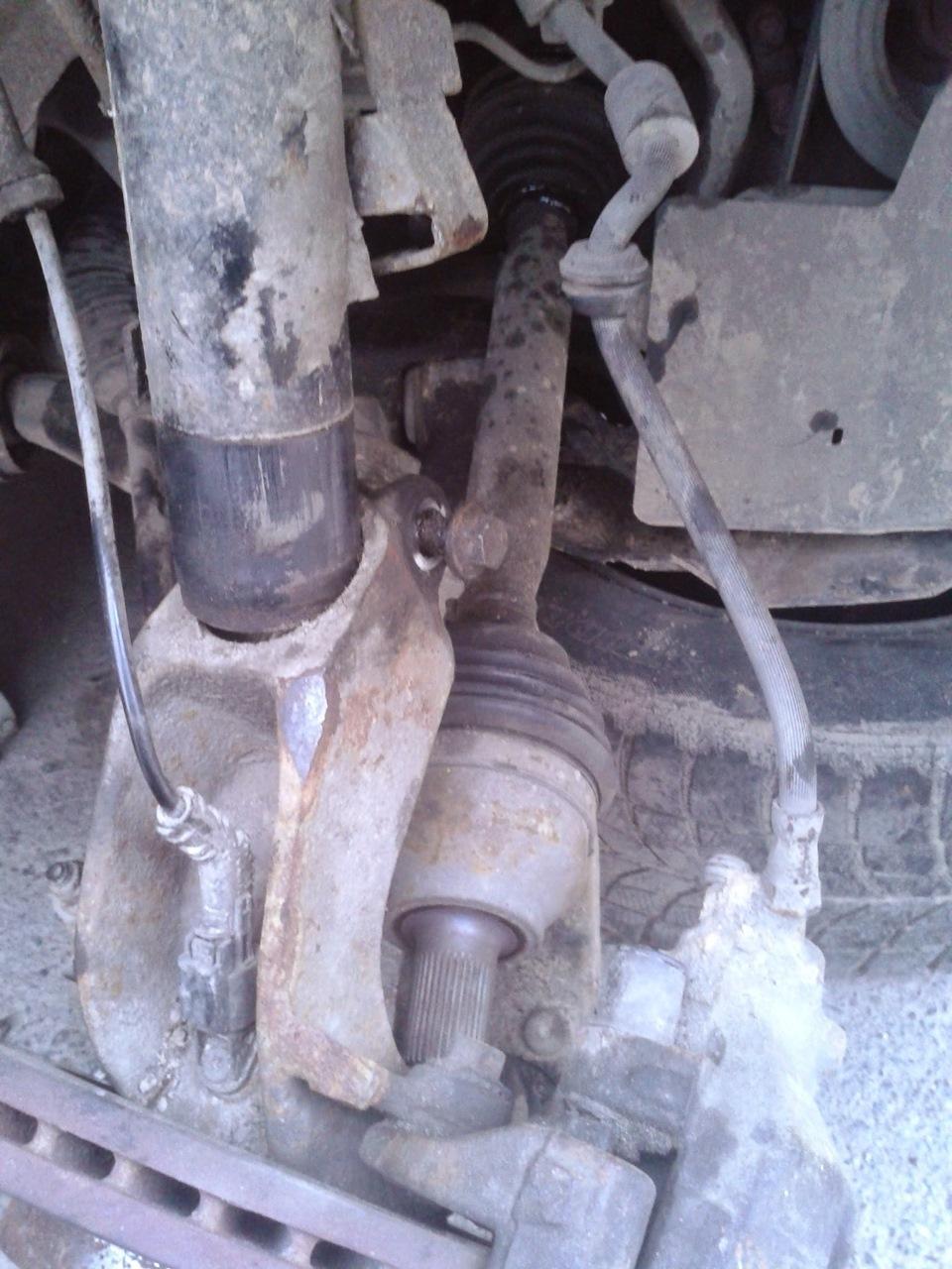 Шрус форд фокус 2 11 фотография