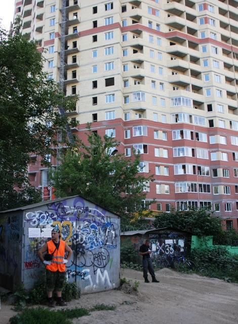 434b753e2 Незаконный снос незаконных гаражей в Пушкино.Грабеж и рэкет. — DRIVE2