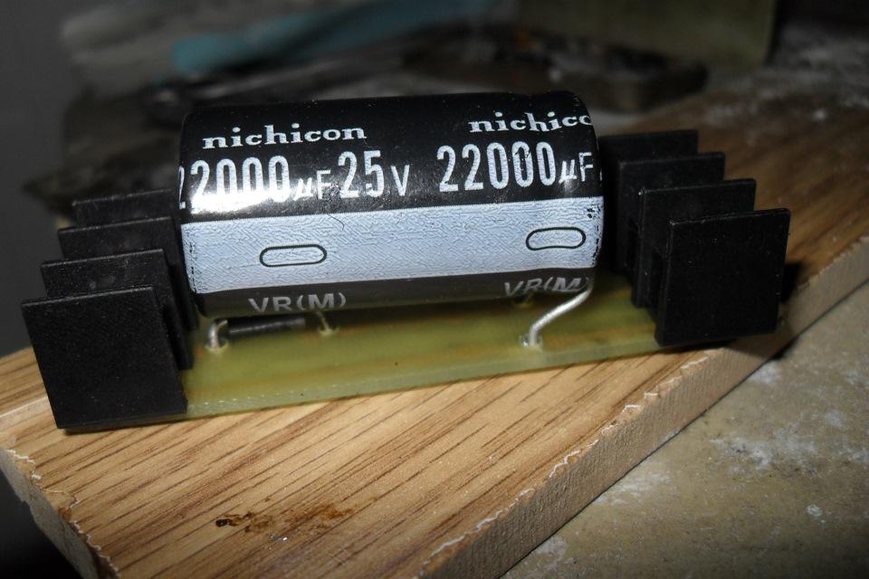 диодов, конденсаторов.
