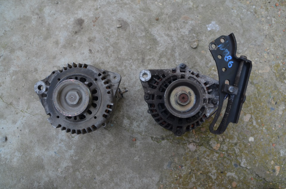 Ниссан максима j30 от чего подходит генератор