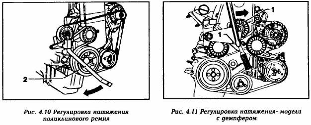 Натяжка ремня генератора транспортер т4 транспортер ленточный в наличии