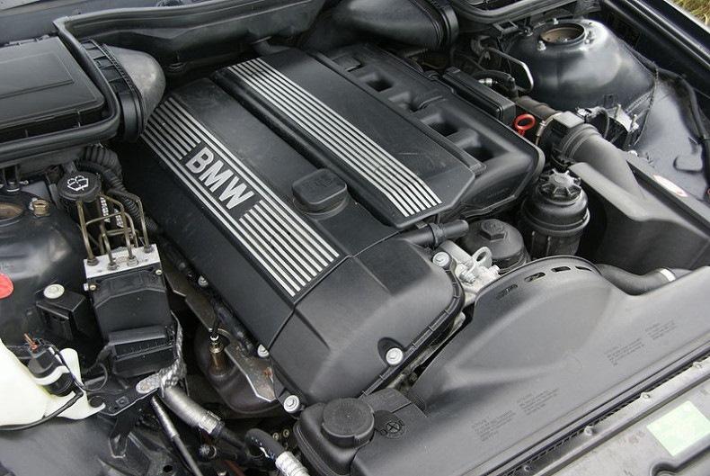 бмв двигатель м54 фото
