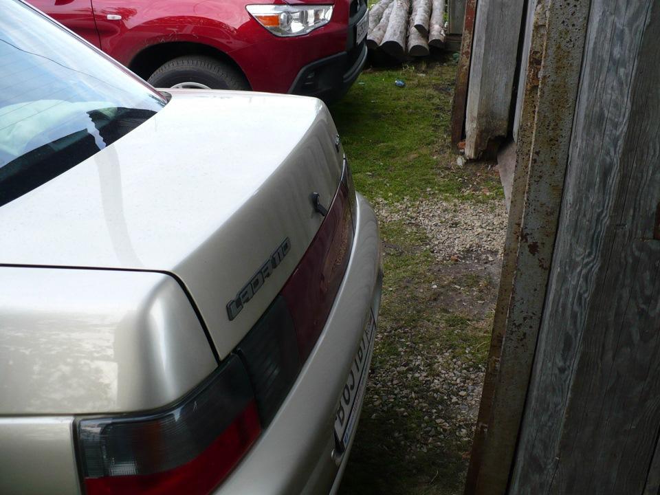 Фото №28 - установка парктроника на ВАЗ 2110
