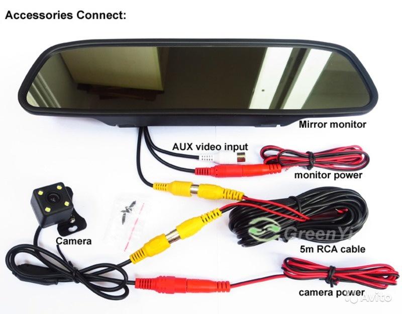 Установка камеры заднего вида. Нужен совет. - бортжурнал Ford Focus Wagon 1.6 с ЧипОм 2013 года на DRIVE2
