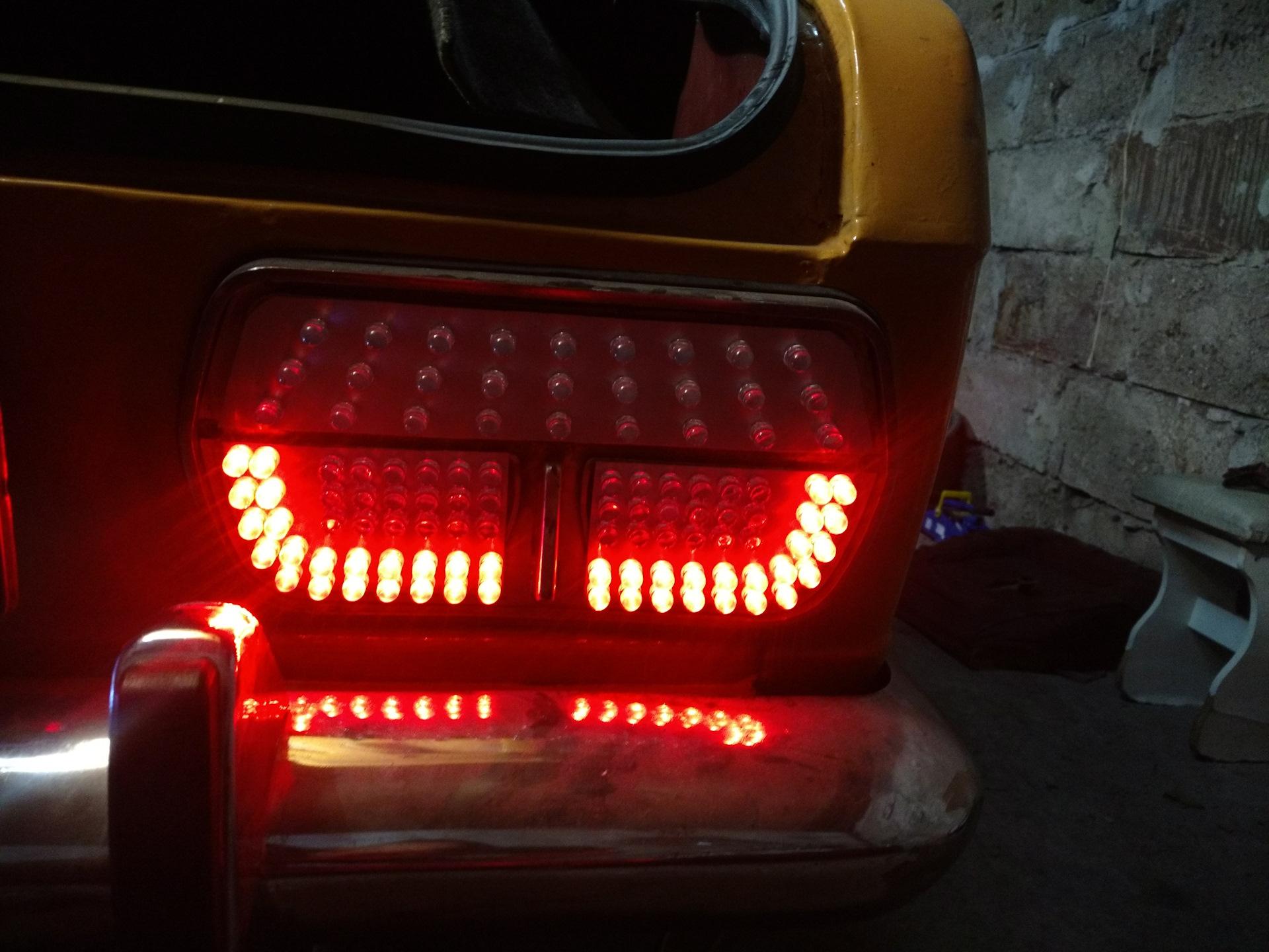 тюнинговые фонари на газ фото колесниченко