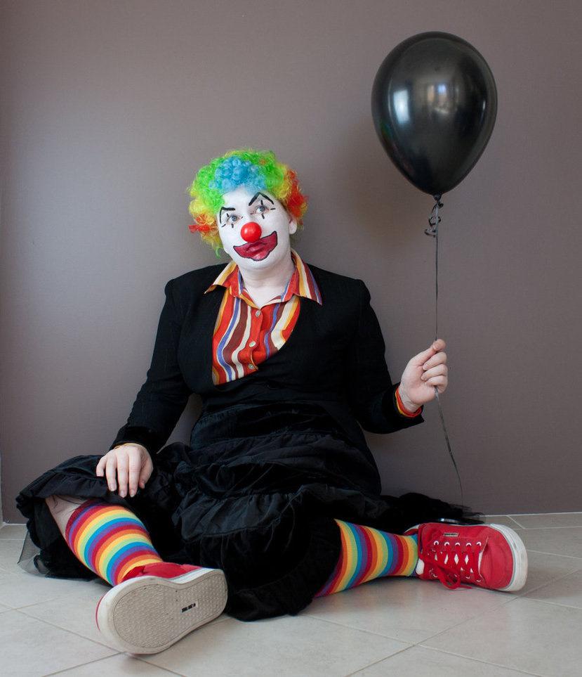 в кургане вызвать клоуна - 1