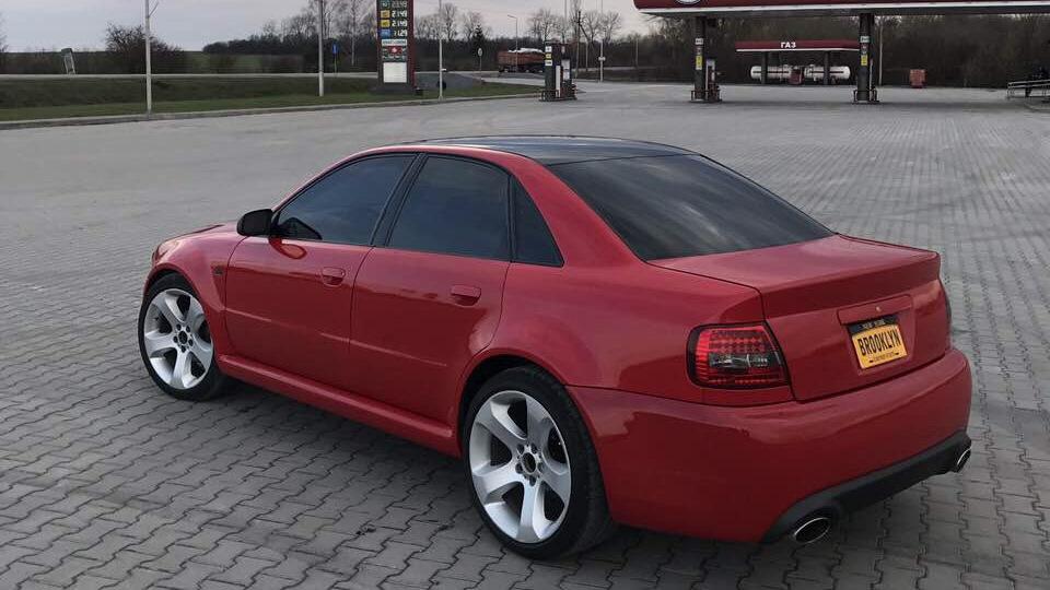 Audi A4 Rs4 B5 Limo Drive2