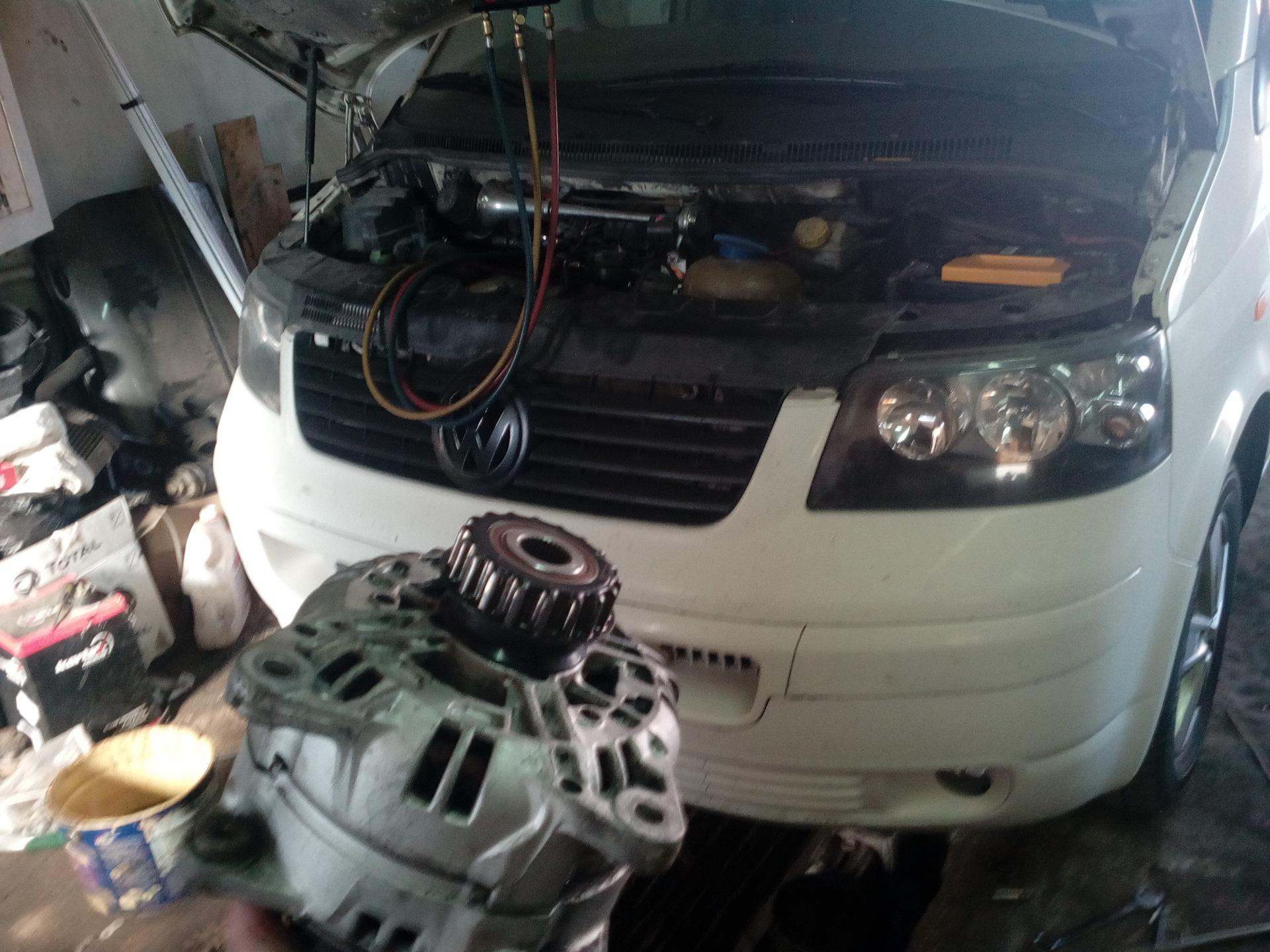 Снятие двигателя т5 транспортер чаплыженский элеватор главный инженер
