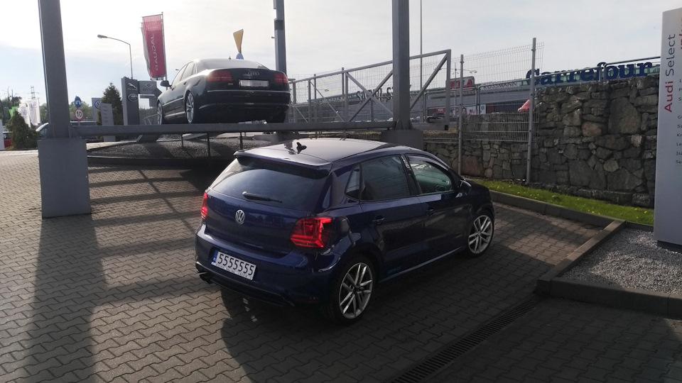 Volkswagen Polo Hatchback CNK's 6R OEM+ | DRIVE2