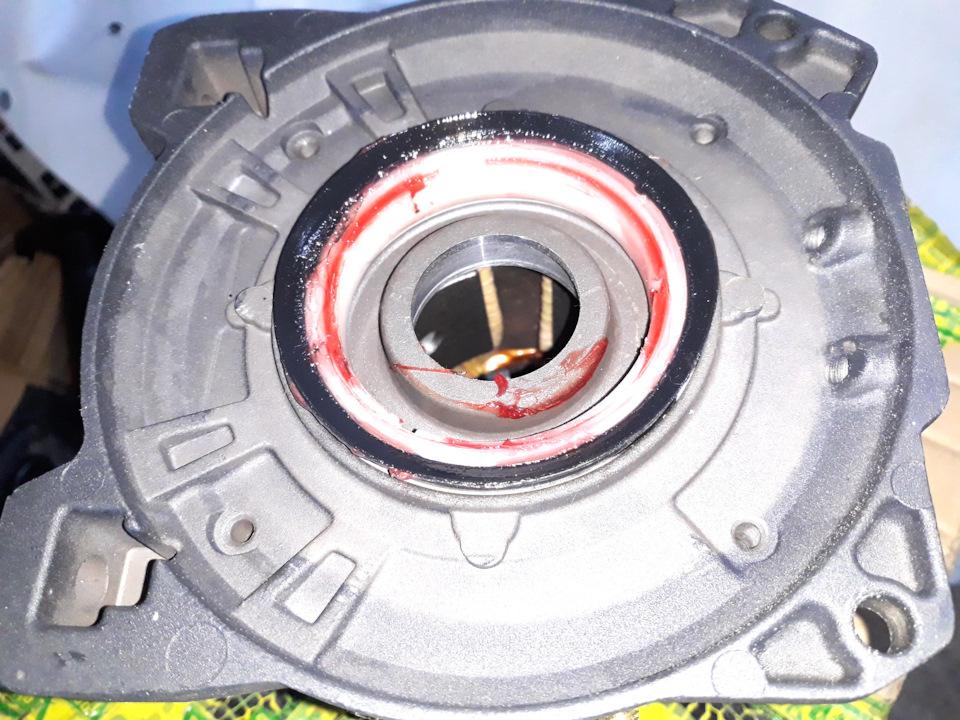 Подшипник барабана с манжетой MW A12000
