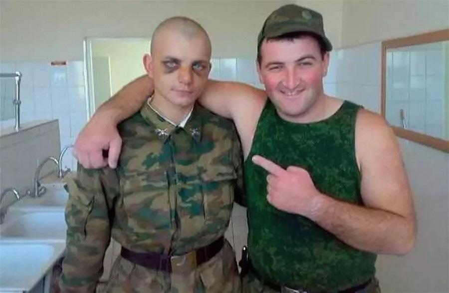 фото духов в армии была участницей