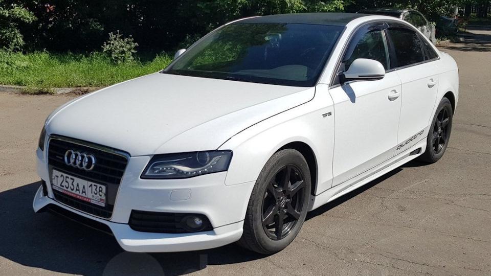 Audi 20 Turbo