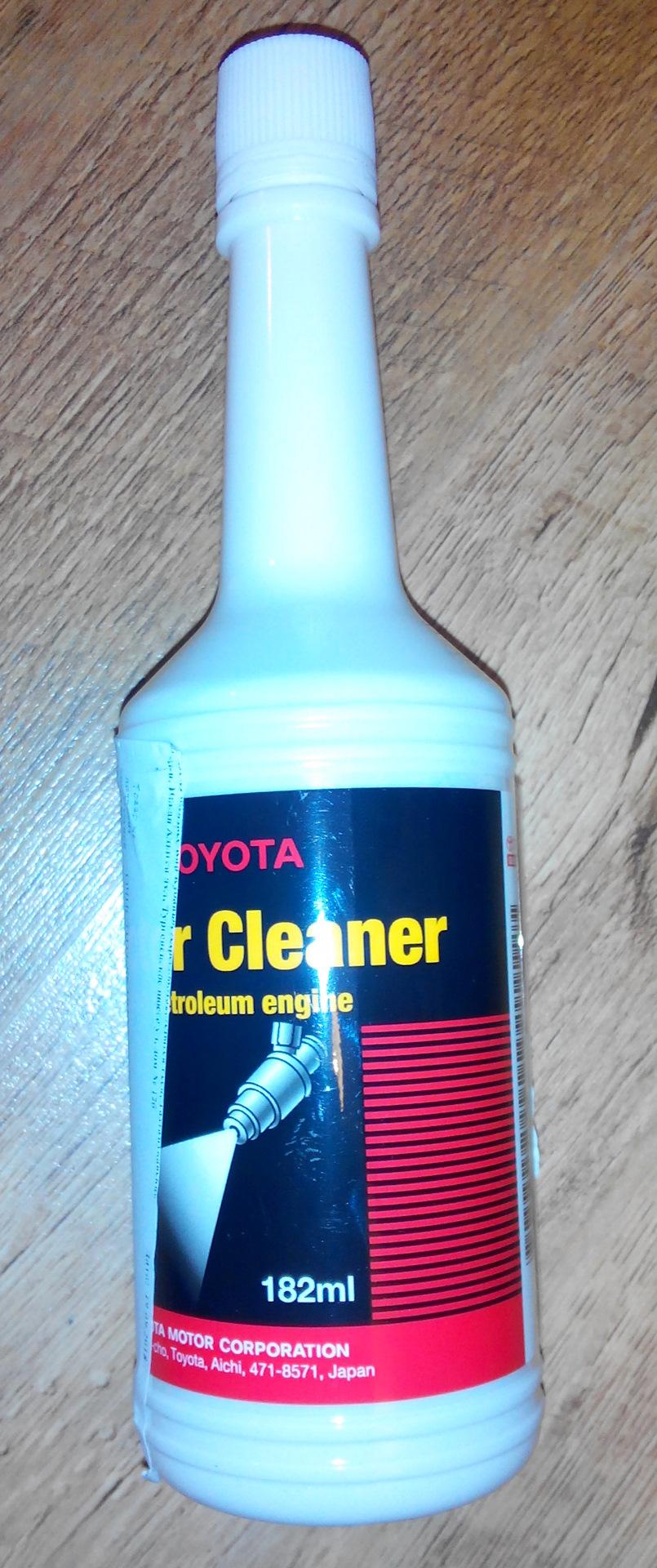 toyota d4 для очистки инжекторов автомобилей тойота