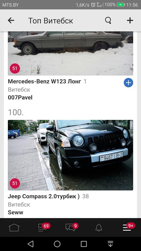 ab58db67834b Прикол Jeep Compass (1st generation) — отзывы и личный опыт на DRIVE2