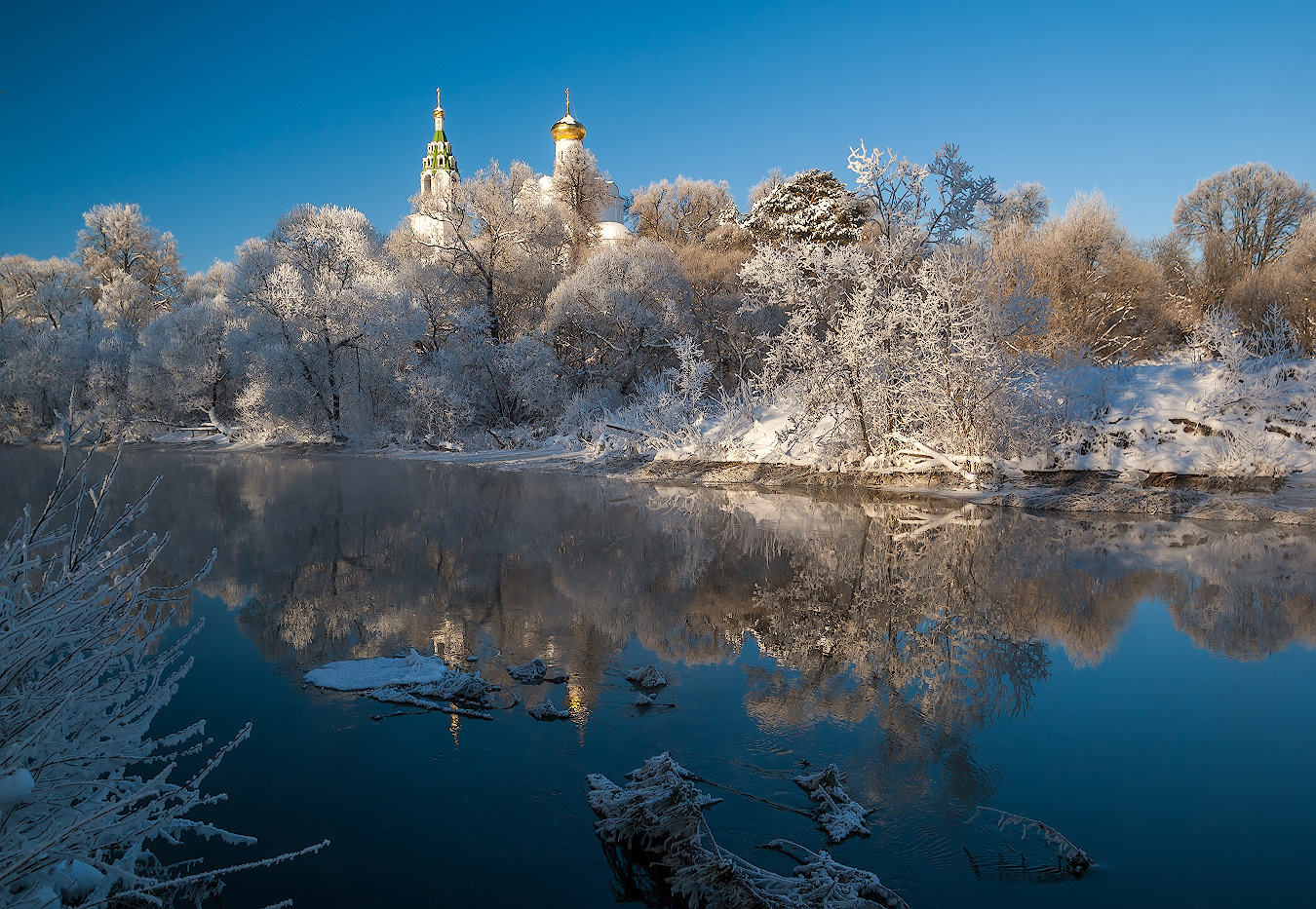 Дня, картинки обои фото мороз зима крещение
