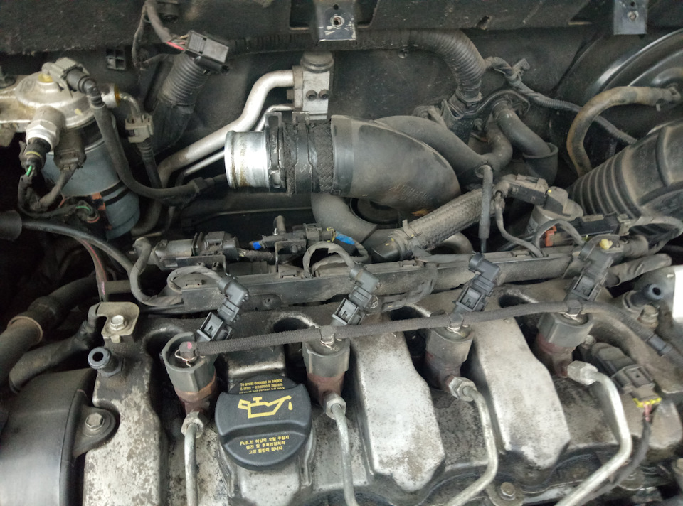 Valve Cover Gasket Replacement Cost >> Valve Cover Gasket Replacement Hyundai Santa Fe 2 2 Diesel