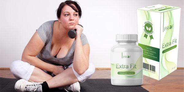 Капсулы для похудения PROF Extra Fit в Семее