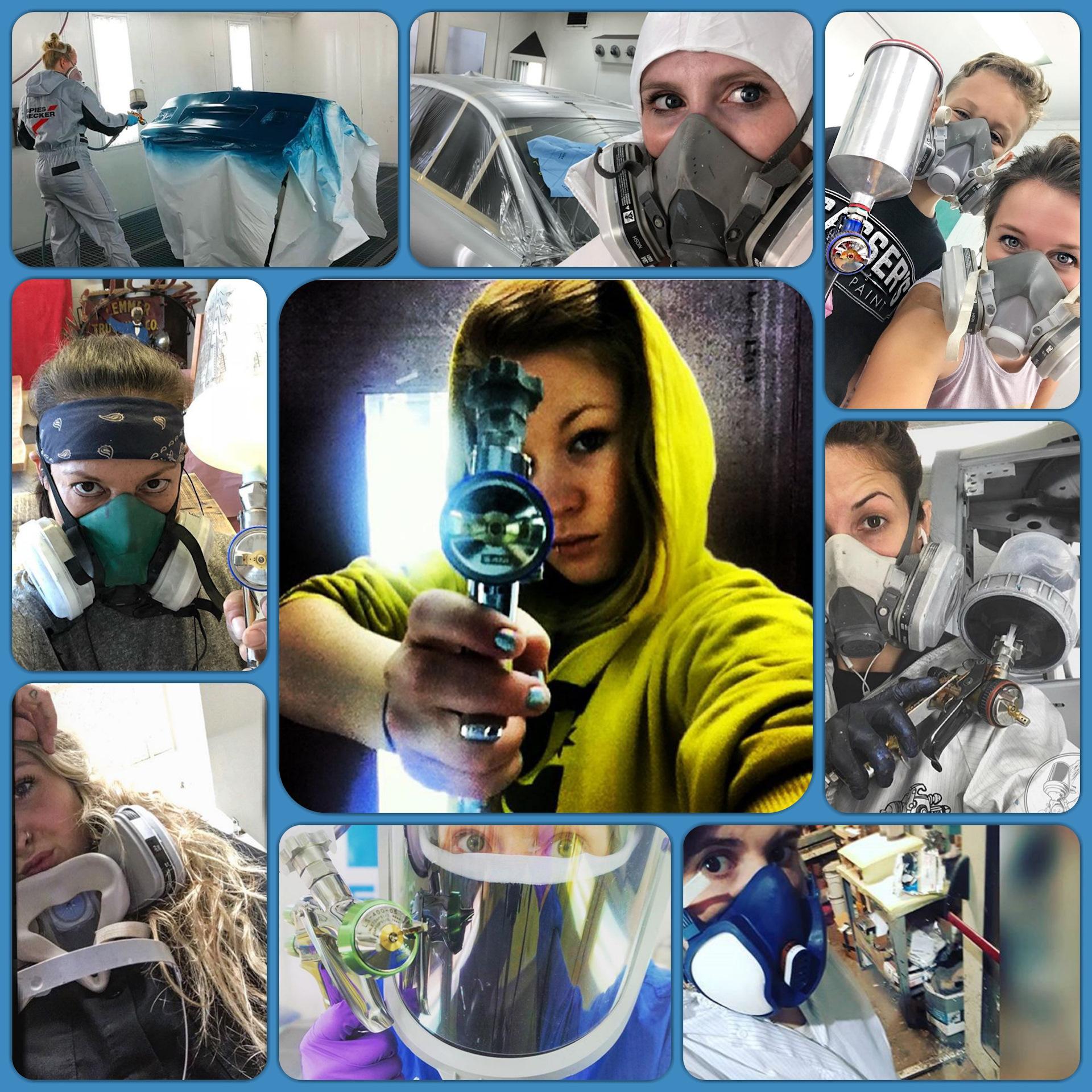 Работа для девушки маляр работа для 14 девушки