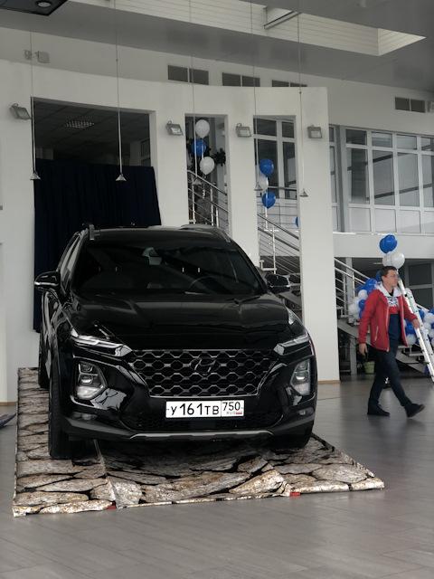Другое Hyundai Santa Fe (4th generation) — отзывы и личный
