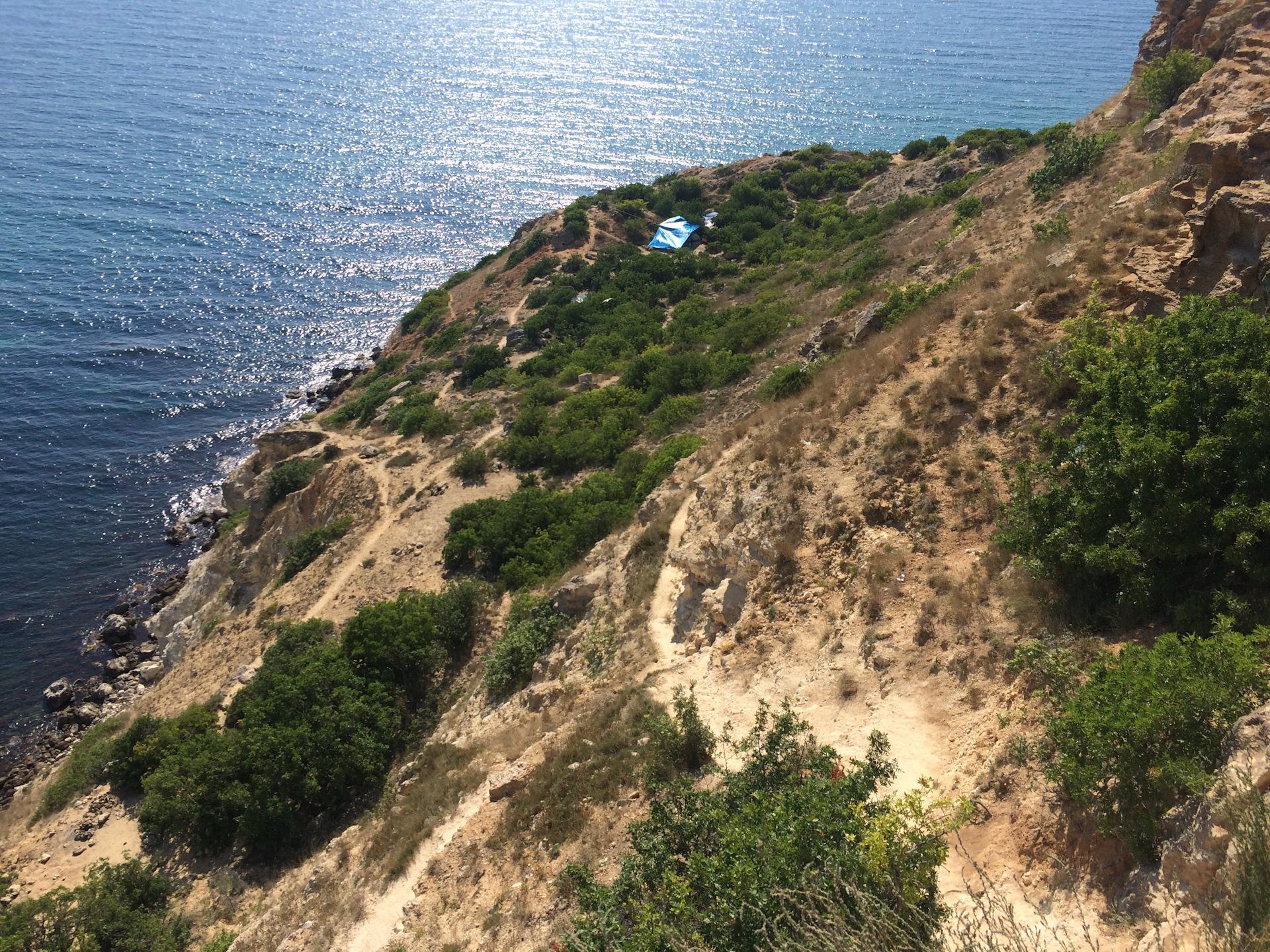 симптом мебиуса севастополь фото пляж фиолент маяк внимания заслуживает
