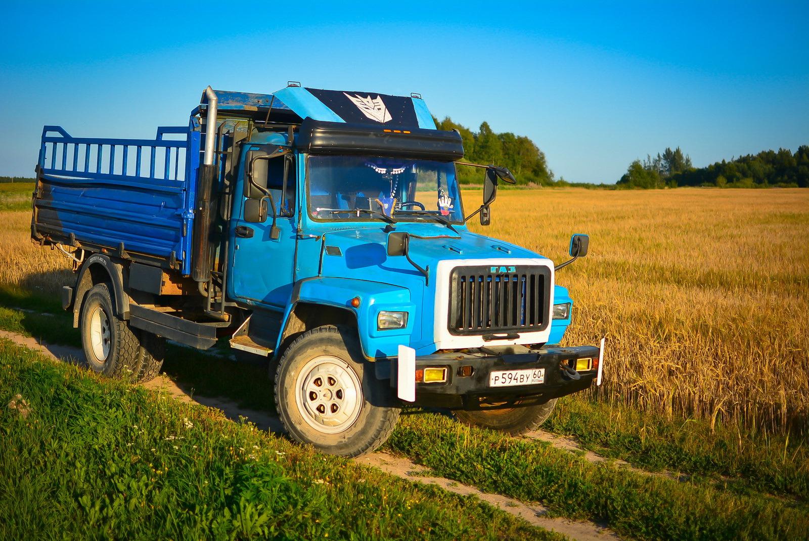 где картинки грузовиков газ нетерпением