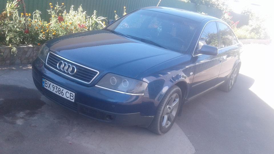 Audi A6 1 8t Drive2