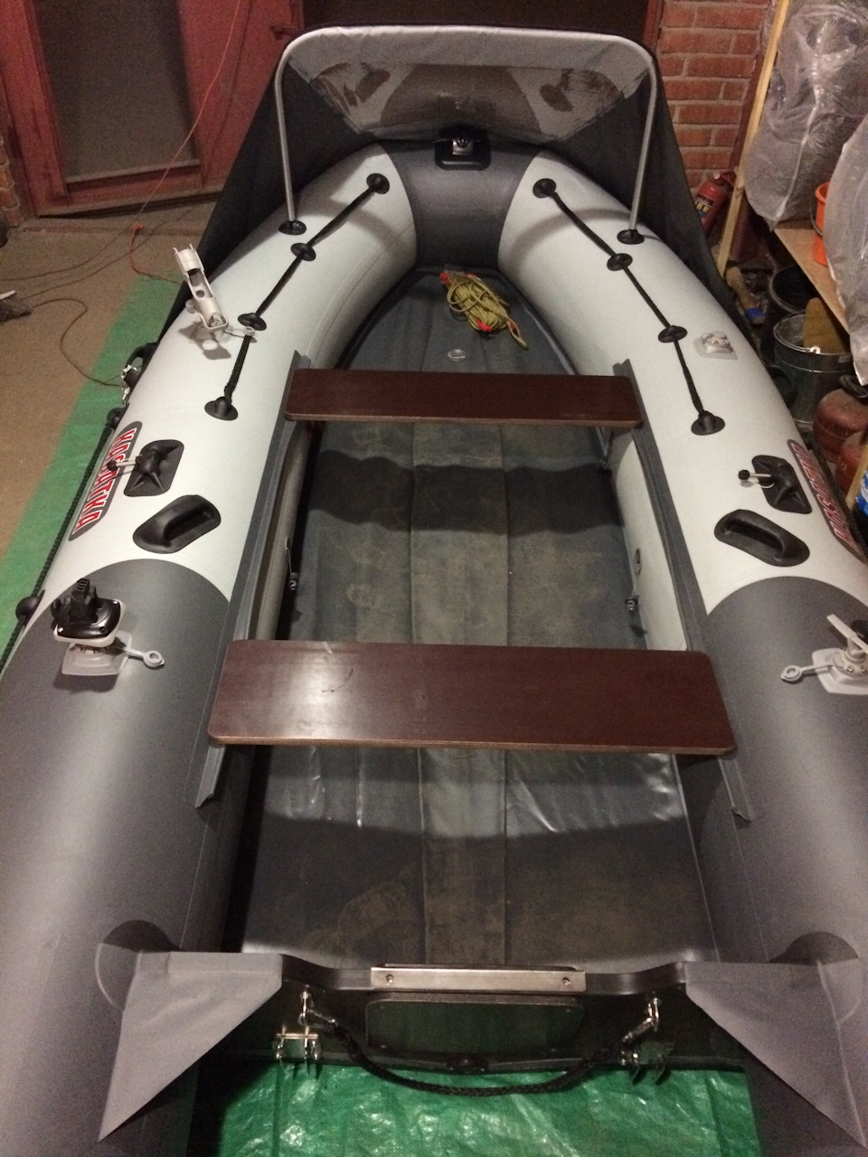 Лодка пвх купить в спб от производителя касатка 365