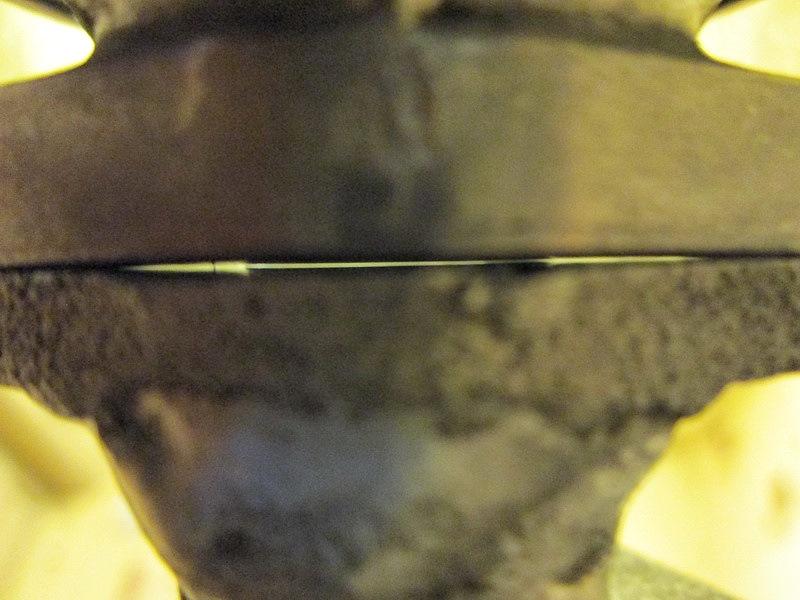 Клапан СВВ поверхности