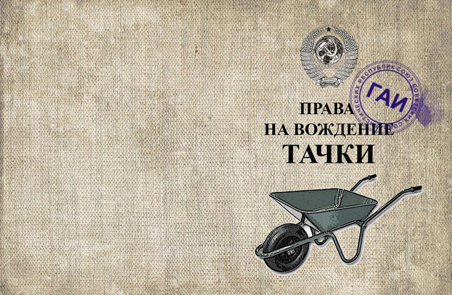 Картинки смешных водительских прав